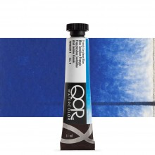 Golden QoR : Watercolour Paint : 11ml : French Cerulean Blue