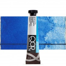 Golden QoR : Watercolour Paint : 11ml : Manganese Blue