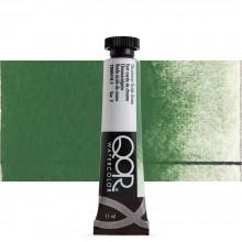 Golden : Qor : Watercolour Paint : 11ml : Chromium Oxide Green