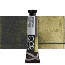 Golden QoR : Watercolour Paint : 11ml : Bohemian Green Earth