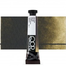 Golden QoR : Watercolour Paint : 11ml : Olive Green