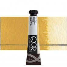 Golden QoR : Watercolour Paint : 11ml : Naples Yellow