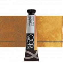 Golden QoR : Watercolour Paint : 11ml : Raw SiennaNatural