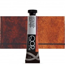 Golden : Qor : Watercolour Paint : 11ml : Transparent Red Oxide