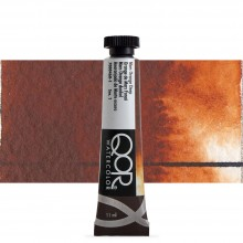 Golden : Qor : Watercolour Paint : 11ml : Mars Orange Deep