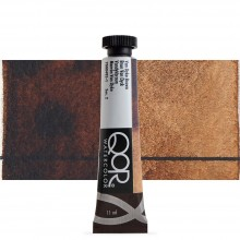 Golden QoR : Watercolour Paint : 11ml : VanDyke Brown