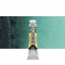Rembrandt Watercolour Paint : 20ml : Phthalo Green