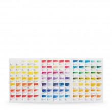 Roman Szmal : Aquarius : Watercolour Paint : Colour Chart