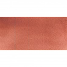 Roman Szmal : Aquarius : Watercolour Paint : Full Pan : Red Ochre