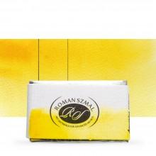 Roman Szmal : Aquarius : Watercolour Paint : Full Pan : Benzymidazole Yellow