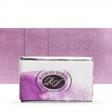 Roman Szmal : Aquarius : Watercolour Paint : Full Pan : Manganese Violet