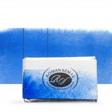 Roman Szmal : Aquarius : Watercolour Paint : Full Pan : Ultramarine Blue (Green Shade)