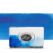 Roman Szmal : Aquarius : Watercolour Paint : Full Pan : Phthalo Blue (Red Shade)