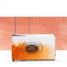Roman Szmal : Aquarius : Watercolour Paint : Full Pan : Mummy Transparent Red
