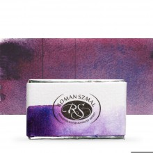 Roman Szmal : Aquarius : Watercolour Paint : Full Pan : Mineral Violet