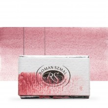Roman Szmal : Aquarius : Watercolour Paint : Full Pan : Potter's Pink