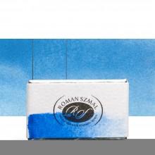 Roman Szmal : Aquarius : Watercolour Paint : Full Pan : Cobalt Blue