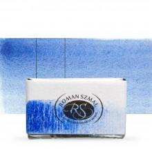 Roman Szmal : Aquarius : Watercolour Paint : Full Pan : Cobalt Blue Deep