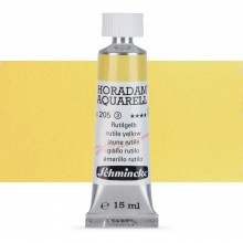 Schmincke : Horadam Watercolour Paint : 15ml : Rutile Yellow