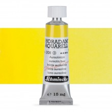 Schmincke : Horadam Watercolour Paint : 15ml : Aureolin Modern