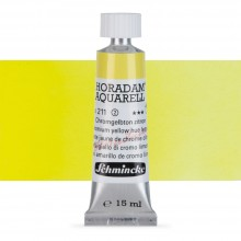 Schmincke : Horadam Watercolour Paint : 15ml : Chrome Yellow Lemon