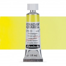 Schmincke : Horadam Watercolour Paint : 15ml : Lemon Yellow