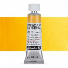 Schmincke : Horadam Watercolour Paint : 15ml : Turner's Yellow