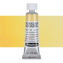 Schmincke : Horadam Watercolour Paint : 15ml : Jaune Brilliant Dark
