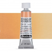 Schmincke : Horadam Watercolour Paint : 15ml : Naples Yellow Reddish