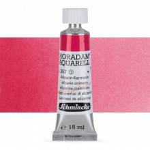 Schmincke : Horadam Watercolour Paint : 15ml : Alizarin Crimson