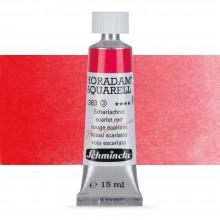 Schmincke : Horadam Watercolour Paint : 15ml : Scarlet Red
