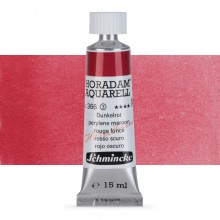 Schmincke : Horadam Watercolour Paint : 15ml : Deep Red