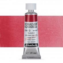 Schmincke : Horadam Watercolour : 15ml : Perylene Maroon (Deep Red)