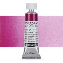 Schmincke : Horadam Watercolour Paint : 15ml : Quinacridone Violet