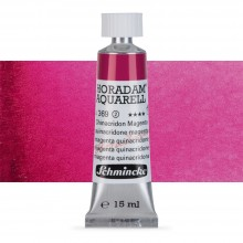 Schmincke : Horadam Watercolour Paint : 15ml : Quinacridone Magenta