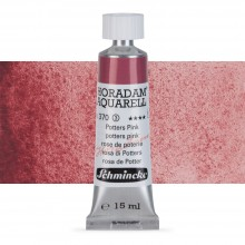 Schmincke : Horadam Watercolour Paint : 15ml : Potters Pink