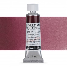Schmincke : Horadam Watercolour Paint : 15ml : Perylene Violet