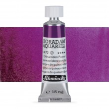 Schmincke : Horadam Watercolour Paint : 15ml : Quinacridone Purple