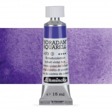 Schmincke : Horadam Watercolour Paint : 15ml : Cobalt Violet Hue