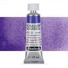 Schmincke : Horadam Watercolour Paint : 15ml : Cobalt Violet Hue