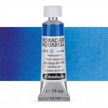 Schmincke : Horadam Watercolour Paint : 15ml : Phthalo Sapphire Blue