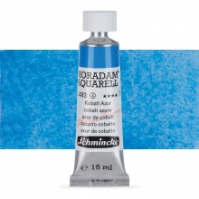 Schmincke : Horadam Watercolour Paint : 15ml : Cobalt Azure
