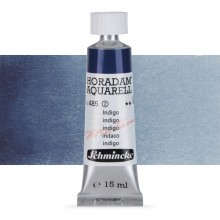 Schmincke : Horadam Watercolour Paint : 15ml : Indigo