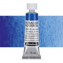 Schmincke : Horadam Watercolour Paint : 15ml : Cobalt Blue Deep