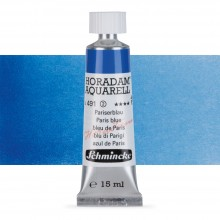 Schmincke : Horadam Watercolour Paint : 15ml : Paris Blue
