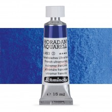Schmincke : Horadam Watercolour Paint : 15ml : French Ultramarine