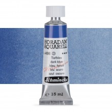 Schmincke : Horadam Watercolour : 15ml : Dark Blue (Dark Blue Indigo)