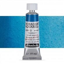 Schmincke : Horadam Watercolour Paint : 15ml : Cobalt Cerulean