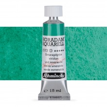 Schmincke : Horadam Watercolour Paint : 15ml : Viridian