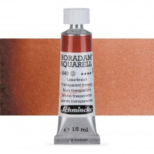 Schmincke : Horadam Watercolour Paint : 15ml : Translucent Brown